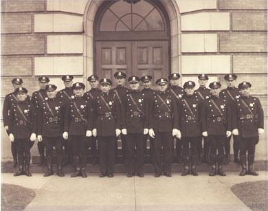 OPD Police Officers